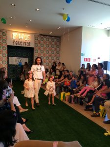 Igor Rickli - Fashion week kids